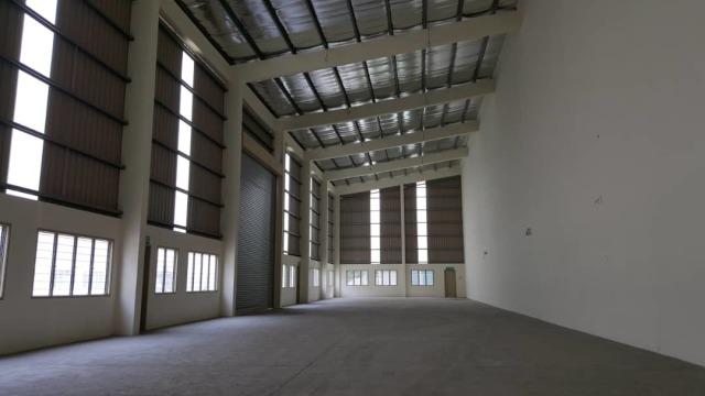 Shah Alam Seksyen 32 Bukit Kemuning Industrial park