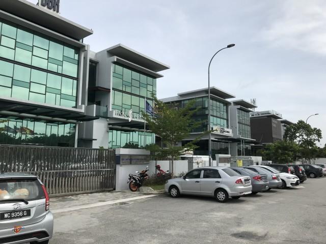 Shah Alam Seksyen 32 Nouvelle Industrial Park