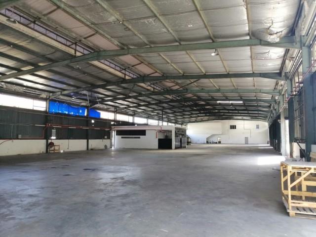 Klang Teluk Panglima Garang Industrial Park
