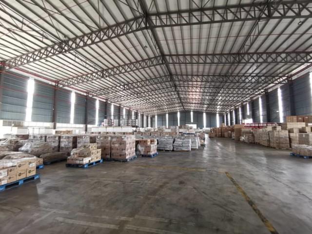 Klang North Port