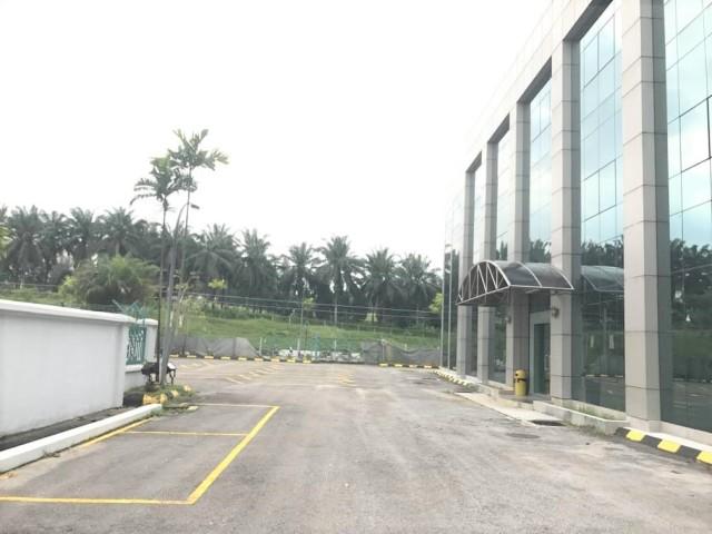 Shah Alam Hicom Glenmarie Jalan Saudagar Satu