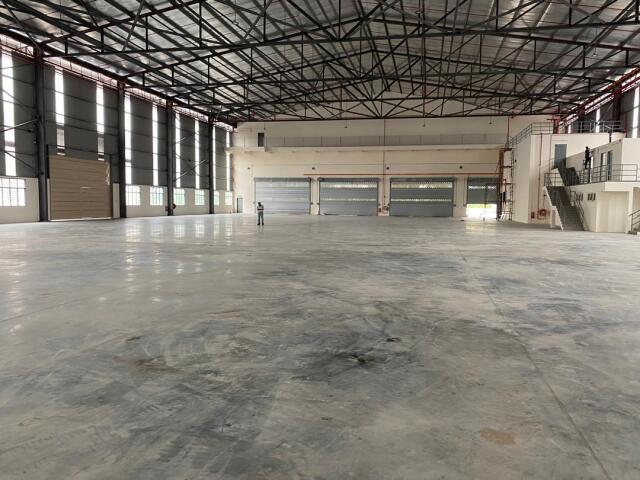 Klang Bandar Bukit Raja Eastern Gateway industrial Hub