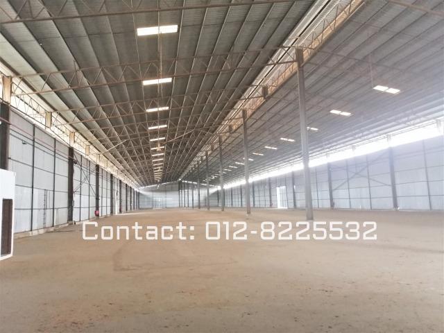 Klang Teluk Gong Industrial Park Jalan Udang Galah