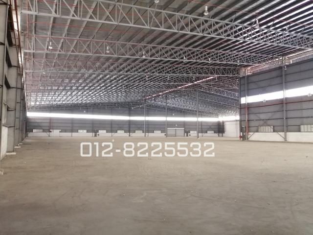 Klang West Port Pulau Indah Industrial Park