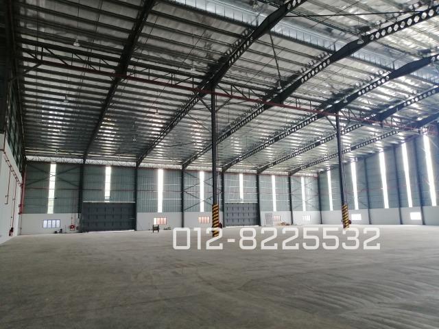 Klang West Port Port Klang Pulau Indah Industrial Park (PIIP)
