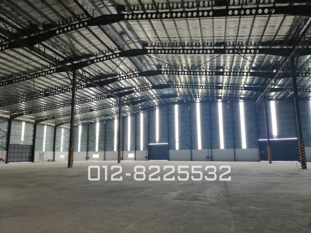 Klang West Port Jalan Perigi Nanas