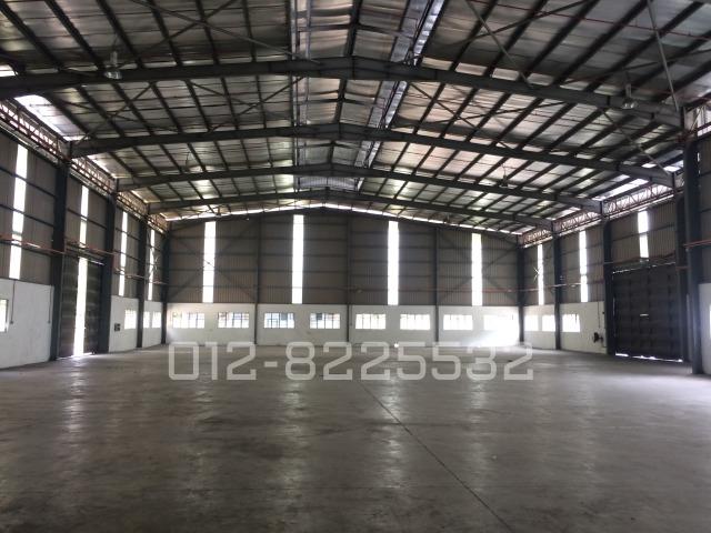 Klang Telok Gong Industry Park, Port Klang