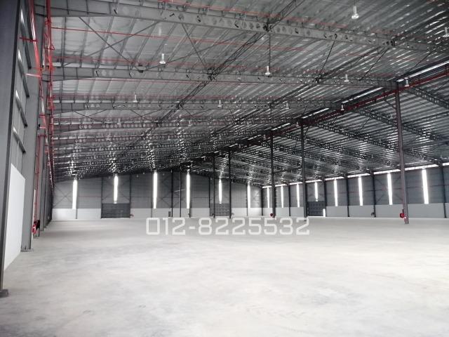 Klang West Port Pulau Indah Industrial Park (PIIP)