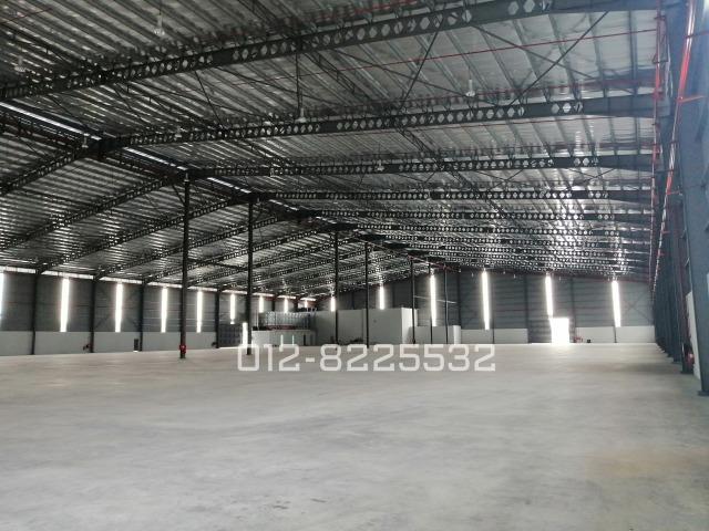 Klang Telok Gong Tanjung Industrial Park