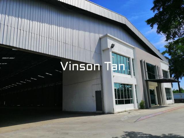 Klang Teluk Panglima Garang Teluk Mengkuang Industrial Park