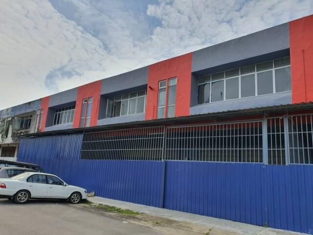 Shah Alam Seksyen 36 AMJ Industrial Park