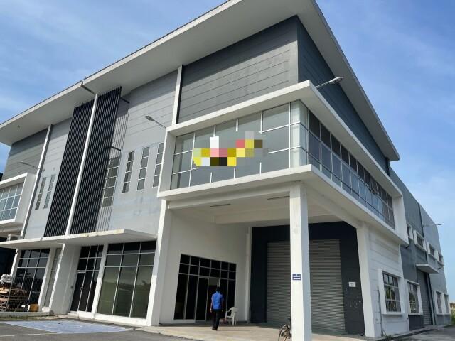Klang Pandamaran Linx Industrial Park