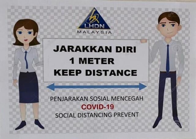 socialdistancinglembagahasil