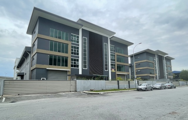 Klang Kapar Excellent Technology Park 3