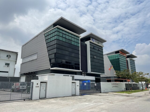Shah Alam Seksyen 25 Prime Axis Industrial Park